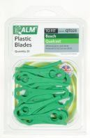 ALM Plastic Blades - Pack of 20